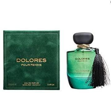 Женская парфюмерная вода Dolores 100ml.Fragrance World.