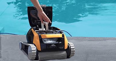 Dolphin E20 робот пылесос для бассейна , фото 3