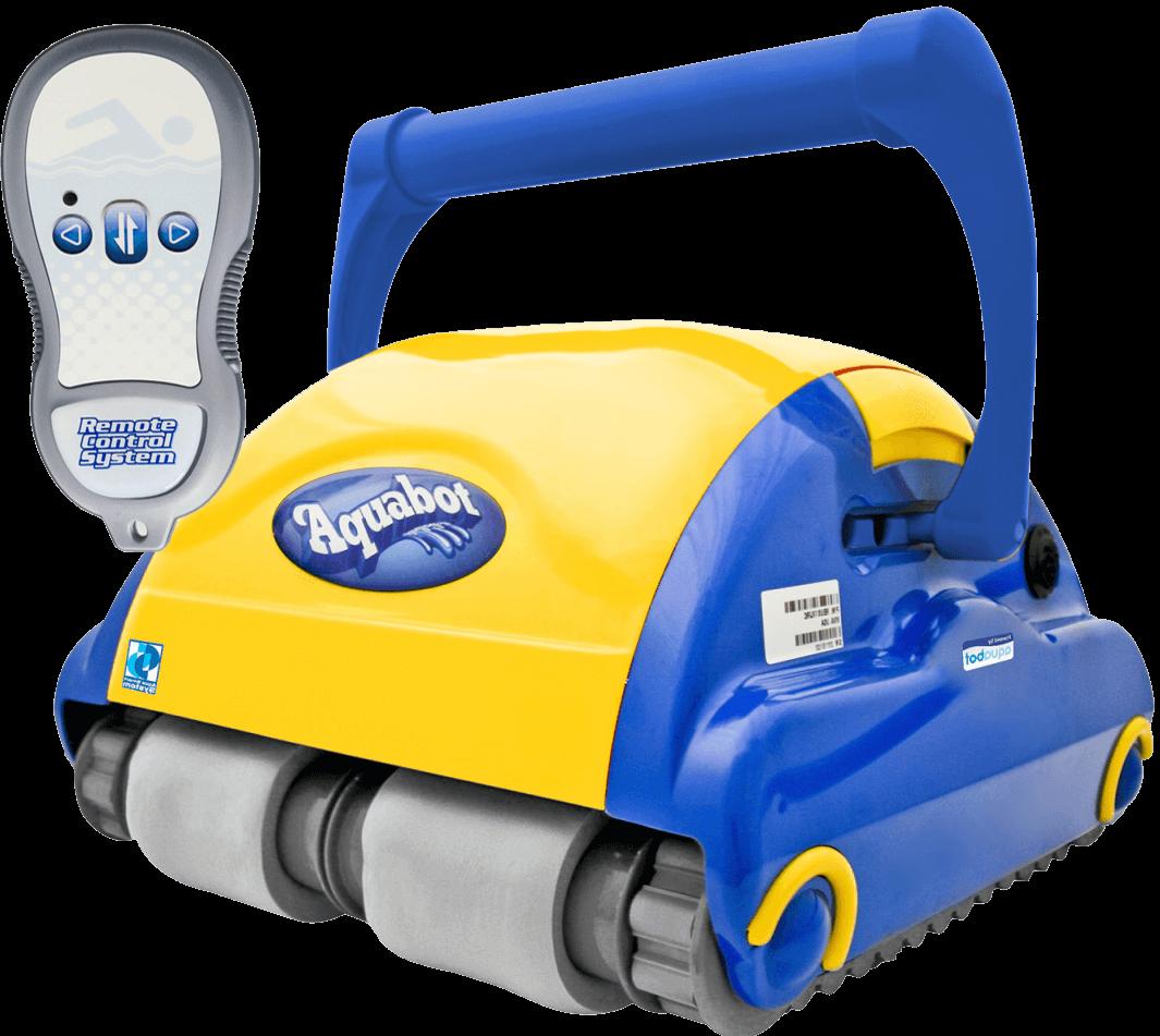Aquabot Viva робот пылесос для бассейна
