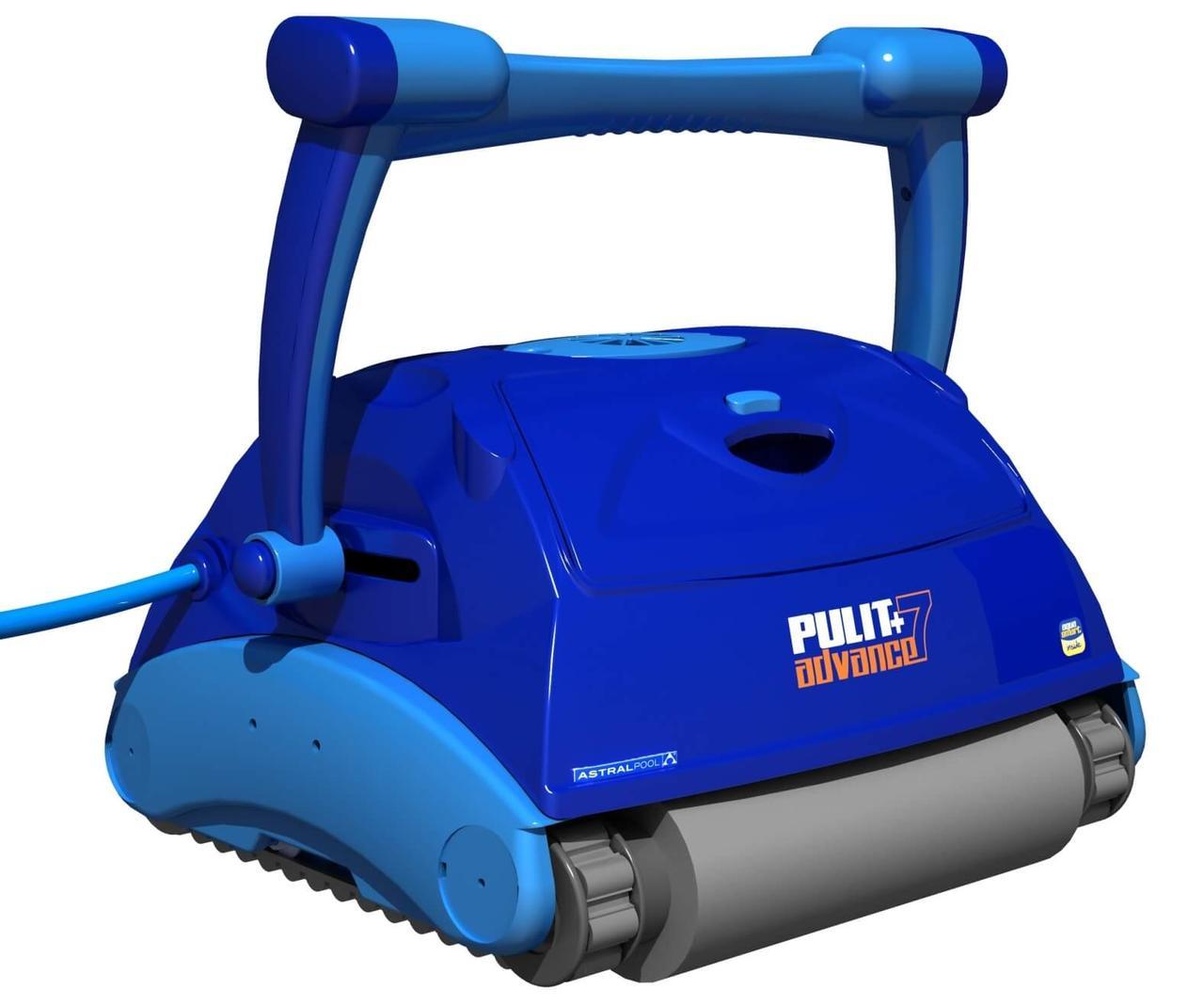 AstralPool Pulit Advance +7 автоматический робот пылесос для бассейна