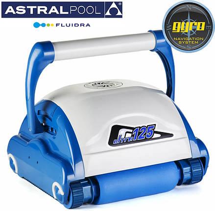 AstralPool Ultra 125 робот пылесос для общественного бассейна, фото 2