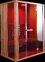 Wellis Sundance 150*100*210см инфракрасная сауна , фото 2