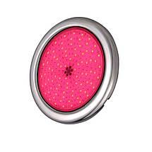 Прожектор світлодіодний Aquaviva LED227D 252LED (18 Вт) RGB, тип кріплення засувки, фото 2