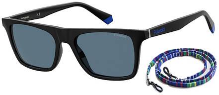 Солнцезащитные очки POLAROID модель PLD 6110/S D5153C3, фото 2