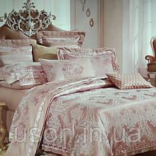 Комплект  постельного белья  жаккард TM Prestij Textile 001635