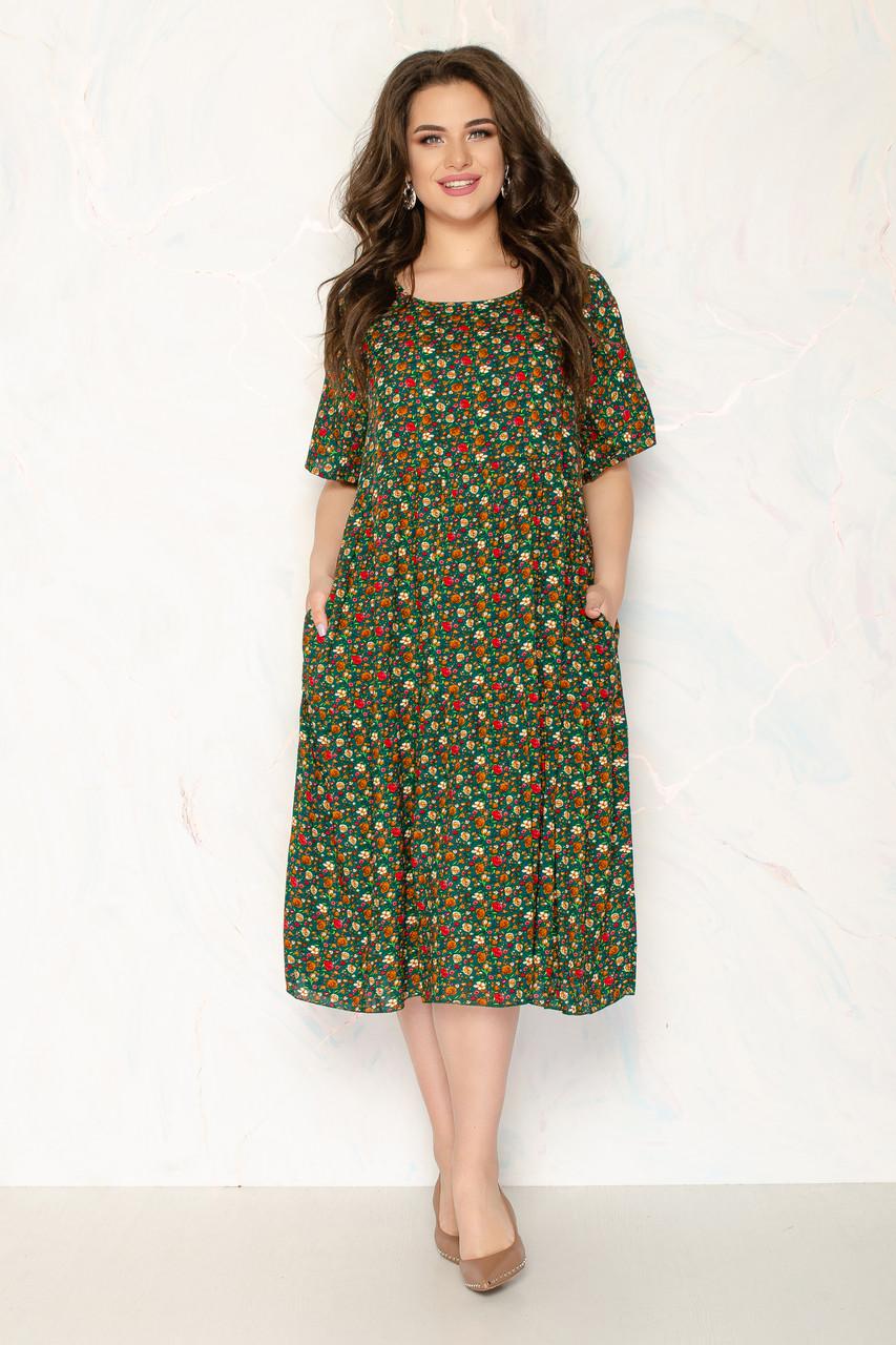 Женское летнее платье 1290-3