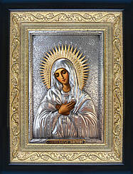 Икона Богородицы Умиление