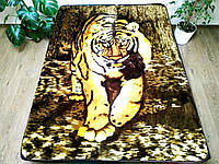"Плед ""Тигр"" (Полуторного размера)"