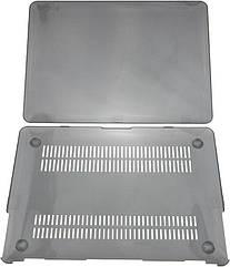 Чехол-накладка TOTO PC Case Apple Macbook Pro 13 2016 Gray 65318, КОД: 1300721