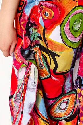 Женское платья длинное 1281-2, фото 3