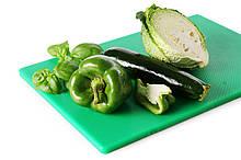 Доска разделочная зеленая  HACCP HENDI 450х300х12.7мм  (овощи)