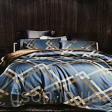Комплект  постельного белья  жаккард 200*220 TM Prestij Textile 11629