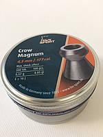 Пули пневматические H&N Crow Magnum
