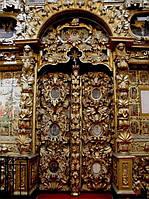 Царские врата для иконостаса 19