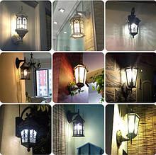 Уличные светильники настенные