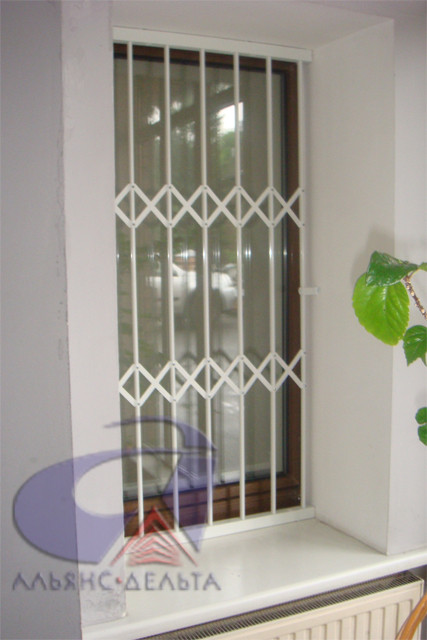 Решетки на окна Шир.660*Выс.1500мм