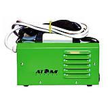 Инвертор сварочный АТОМ I-160С без сварочных кабелей и штекеров (вариант E), фото 2