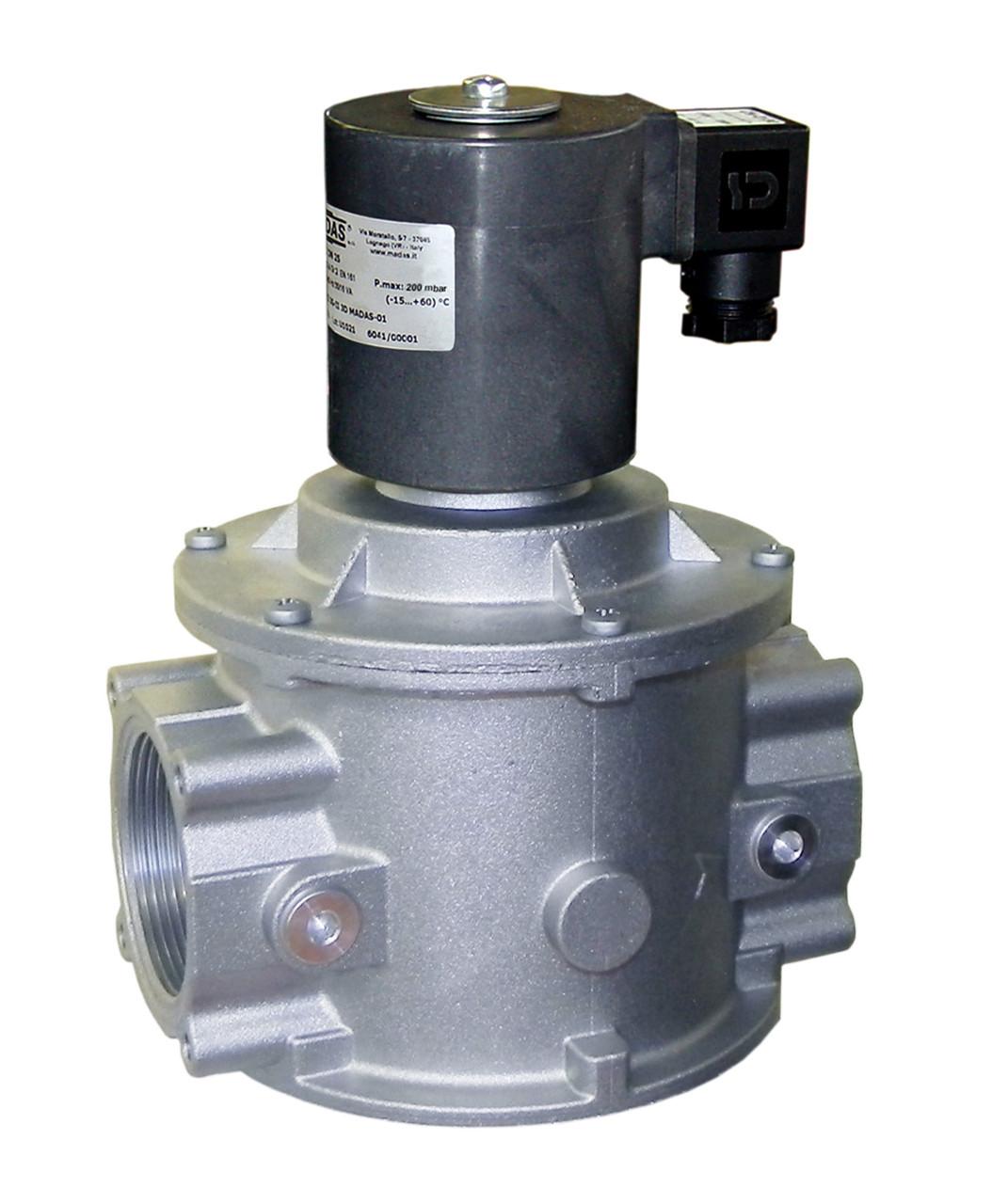 Электромагнитный клапан EV-1, DN50, P=1 bar (MADAS)