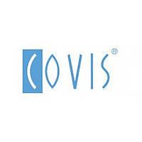 Линза для очков супергидрофобная индекс 1,56 HMC+UV400+EP, Covis. Полимерные линзы для очков