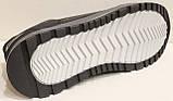 Кроссовки мужские кожаные от производителя модель ИДР8, фото 6