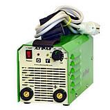 Инвертор сварочный АТОМ I-160С без сварочных кабелей и штекеров (вариант E), фото 4