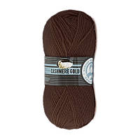 Cashmere gold 083 коричневый