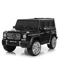 Електромобіль дитячий джип Bambi Mercedes M 3567EBLR чорний CH1063