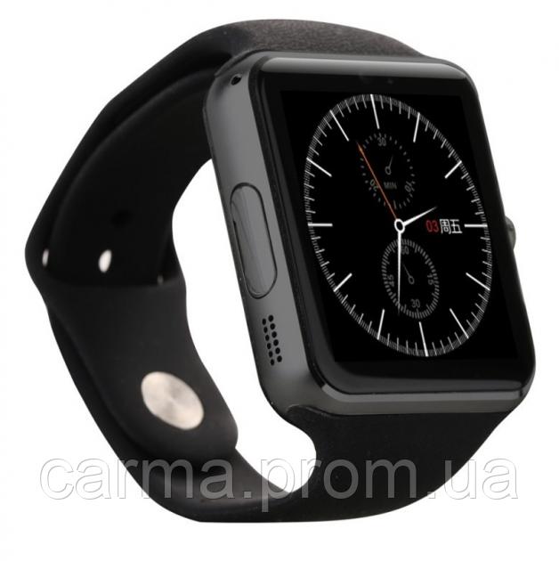 Наручные часы Smart Q7SP Черные
