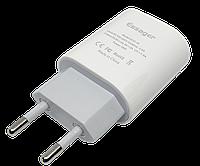 Сетевое зарядное устройство Essager XZD, Quick Charge 3.0, 18W, белого цвета