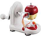 Ручная яблокочистка (Яблокорезка) Apple Peeler, прибор для чистки яблок, фото 5