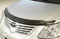 Дефлектор капота (Люкс!) мухобойка Toyota Avensis 2009-2015, EGR, STOAVE0912