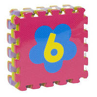 Коврик-пазл  Цифры , 9 элементов