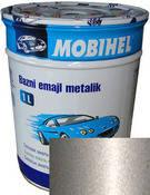 "Toyota 1F7 Автоэмаль базовая ""металлик"" Helios Mobihel ""Toyota 1F7 Ultra Silver"", 1л"