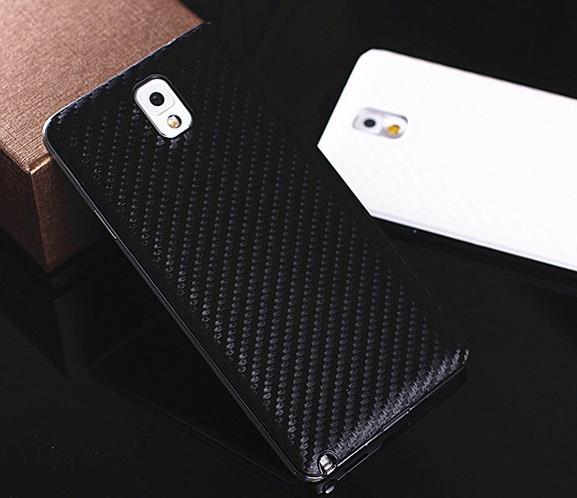 Сменная панель для Samsung Galaxy Note 3 Карбон