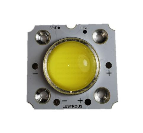 Светодиод 30w с линзой, светодиодная матрица 30w 27-31V 5700K