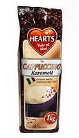 Капучино карамельное Hearts Cappuccino Karamell 1кг (Германия)