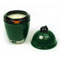 Ароматизированная противомоскитная свеча Big Green Egg цитронелла BGECC