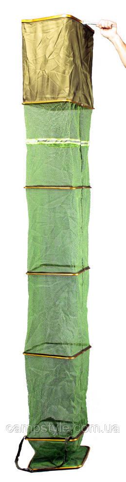 Садок ХК-015 прямоугольный 35х40х300