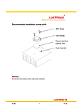 Светодиод 15w с линзой, светодиодная матрица 15w 27-31V 5700K, фото 6