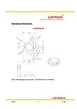 Светодиод 15w с линзой, светодиодная матрица 15w 27-31V 5700K, фото 5