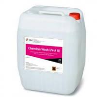 Смывка офсетной резины и валов для использования с УФ красками, Chembyo Wash UV-A III