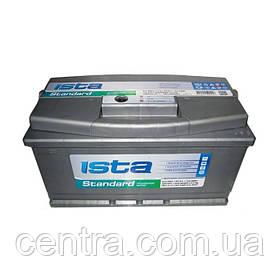 Аккумулятор 100Ah-12v ISTA Standard зал. Евро (352х175х190), R, EN 800 5237187