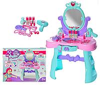 Трюмо детское 008-937, 44х28х66 см, игровой набор для девочек