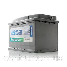 Аккумулятор 77Ah-12v ISTA Standard зал. Евро (276х175х190), R, EN 720 5237186