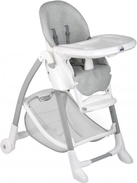 Стільчик для годування Cam Gusto Сірий меланж (S2500-C244)