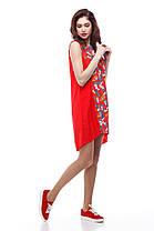 Короткий, приголомшливе плаття, розмір від 42 до 48, фото 3