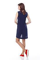 Короткий, приголомшливе плаття, розмір від 42 до 48, фото 2