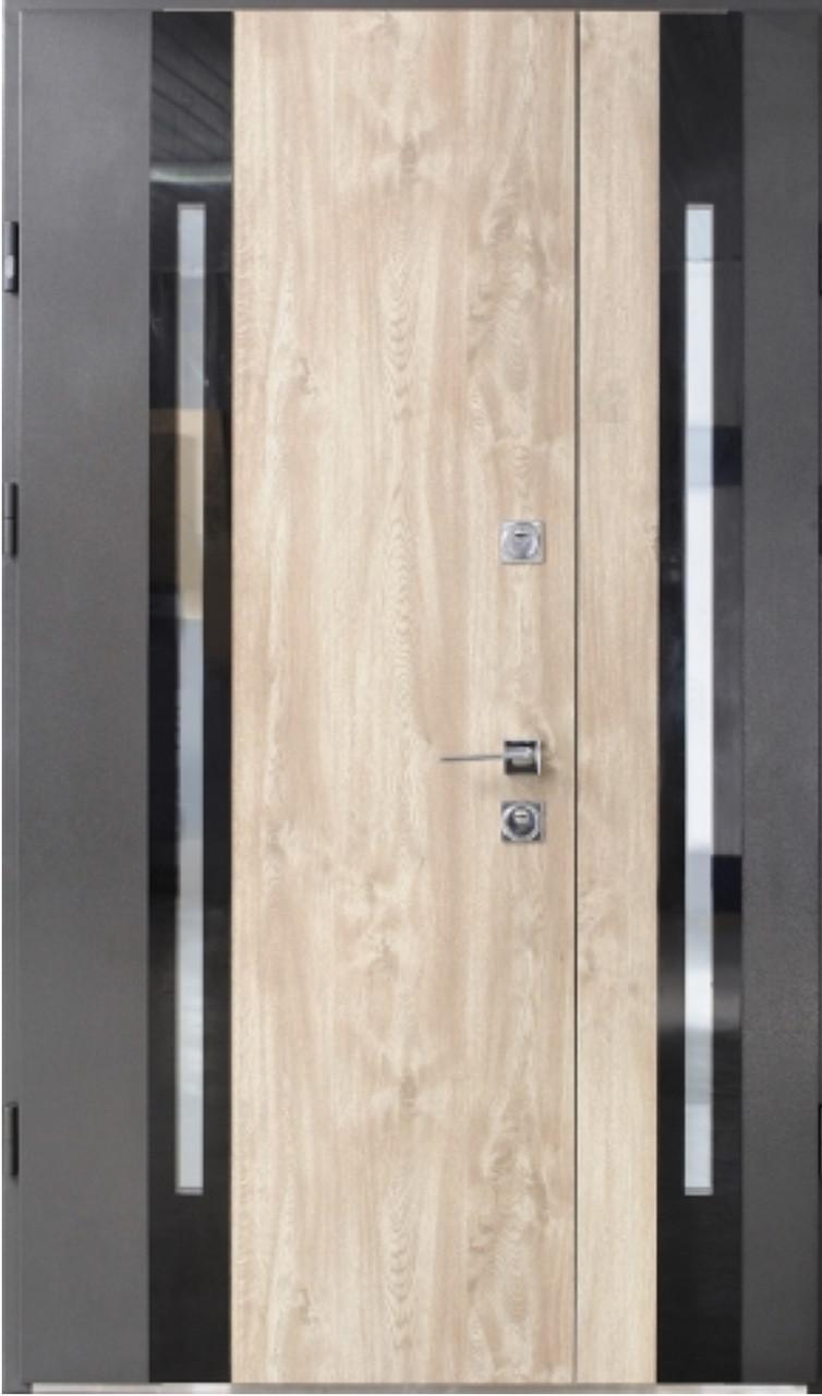 Двері вхідні вуличні STRAJ (Страж) Proof Slim P Double 1.5