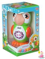 """Детская интерактивная игрушка """"Умный попугай"""" 7496"""