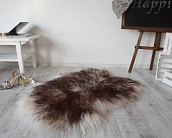 Шкура вівці, овеча шкура ісландської породи з фарбованими кінчиками (довгошерстна) 22